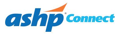 ASHP Connect