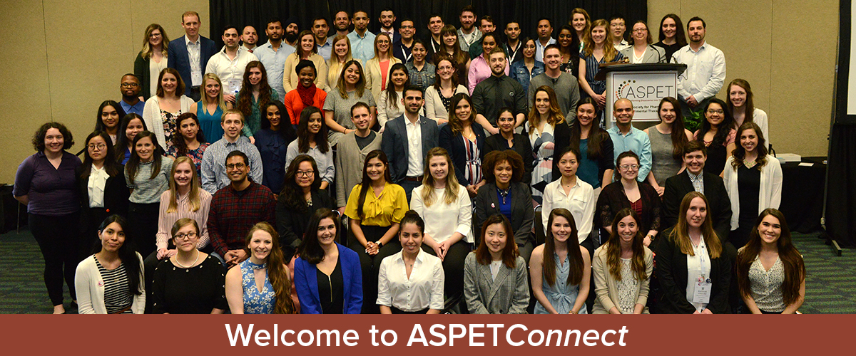 Welcome to ASPET Connect