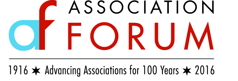Association Forum 100 Year Logo