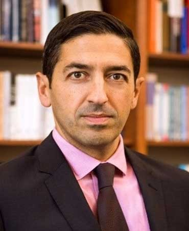 Sandro Galea, MD, MPH, DrPH, Dean, Boston University School of Public Health