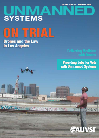 Unmanned Systems Magazine - November