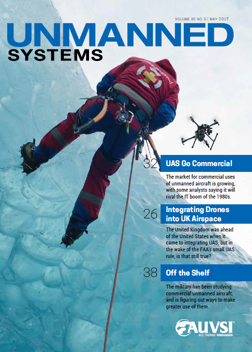 Unmanned Systems Magazine - May 2017