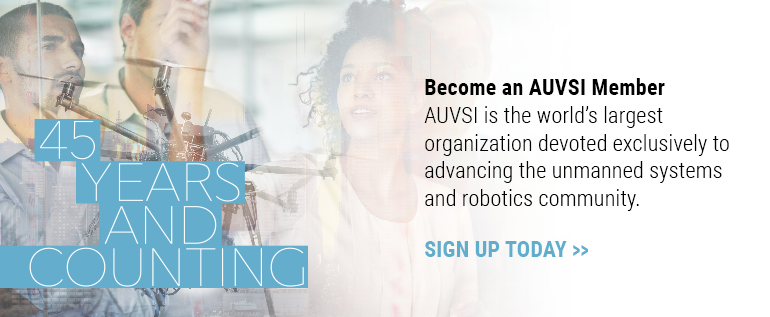 Become an AUVSI member