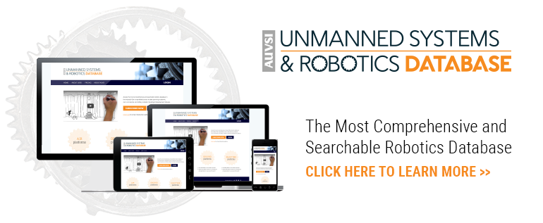 AUVSI's Unmanned Systems and Robotics Database