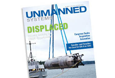 Unmanned Systems Magazine - October