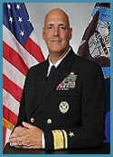 Rear Adm Robert Girrier
