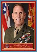 Lt. Gen. Robert Walsh