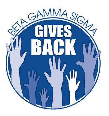 BGS Gives Back logo