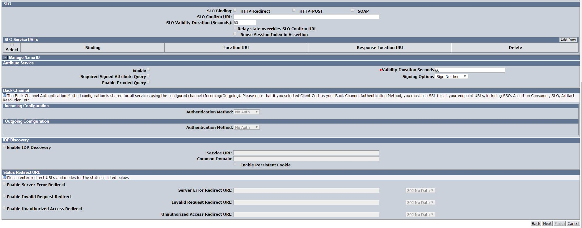 Layer 7 Access Management - Broadcom Community - Discussion Forums