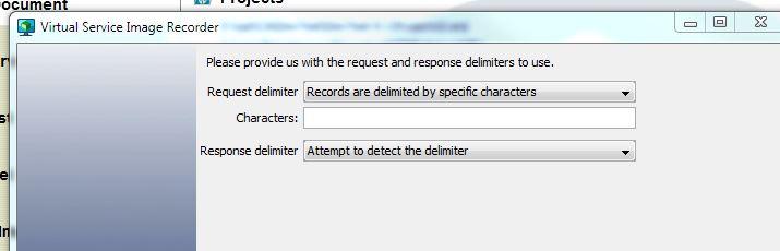 TCP Request delimiter