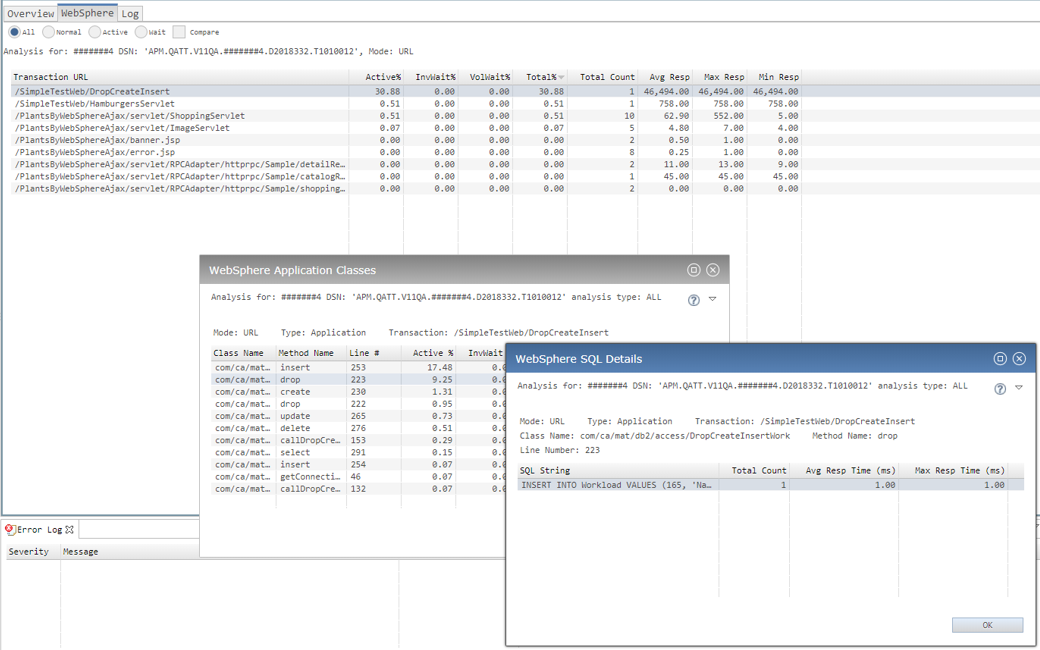 CA Mainframe Application Tuner - Mainframe Software