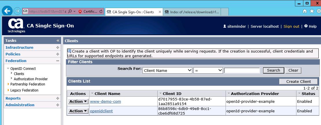 Layer 7 Access Management - Enterprise Software