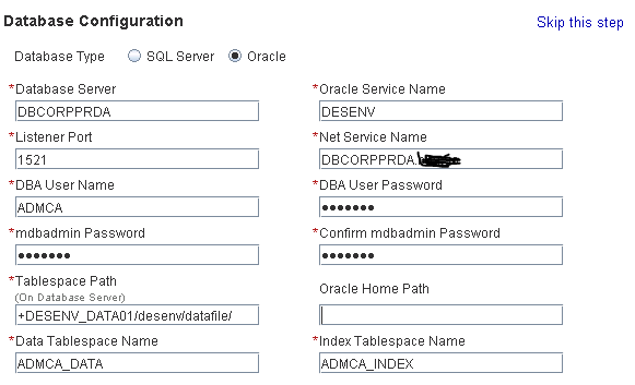 CA Service Desk & Oracle database | Clarity Service Management
