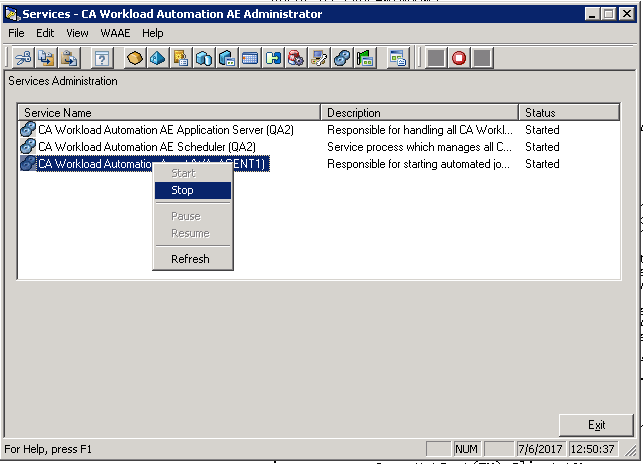 SAP and Autosys Connection | Workload Automation1