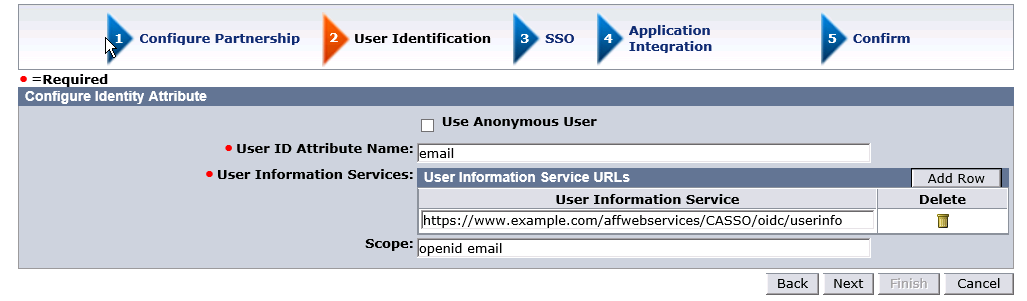 Layer 7 Access Management - Broadcom Community - Discussion