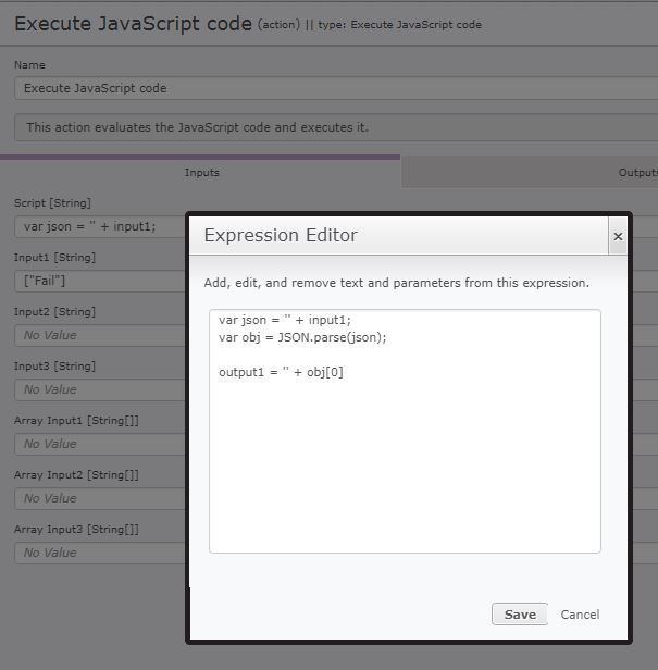 Extracting value from JSON without square brackets and