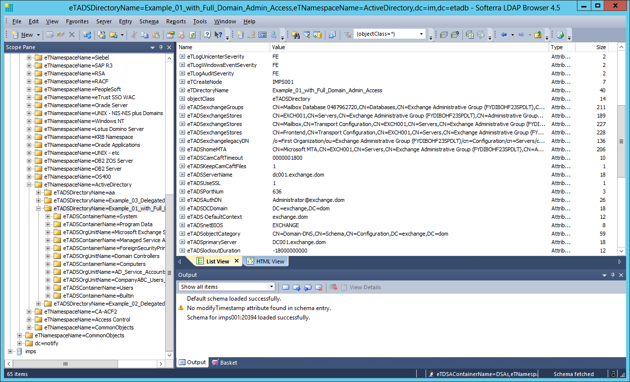 Active Directory 1000 page limit and ldapsearch -E option