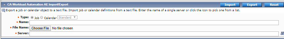 How to extract a list of all jobs created in Autosys in