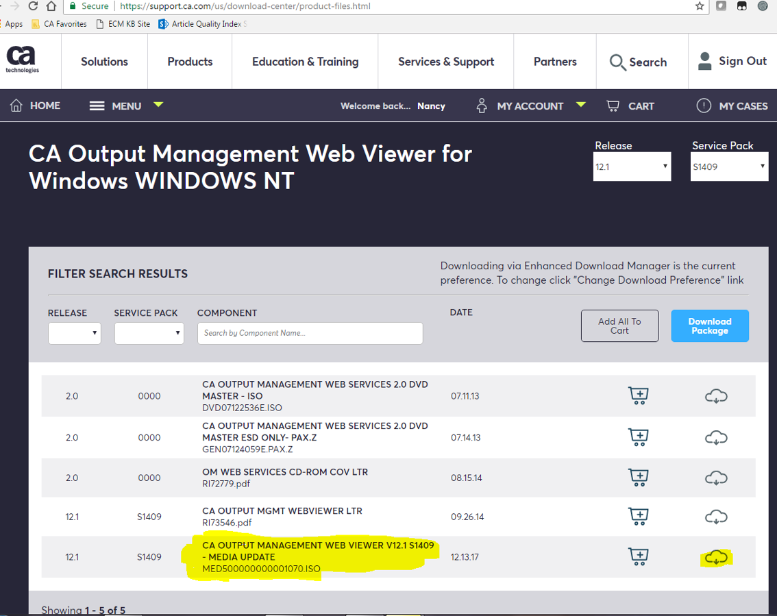 New Web Viewer Install Available for Window 2016