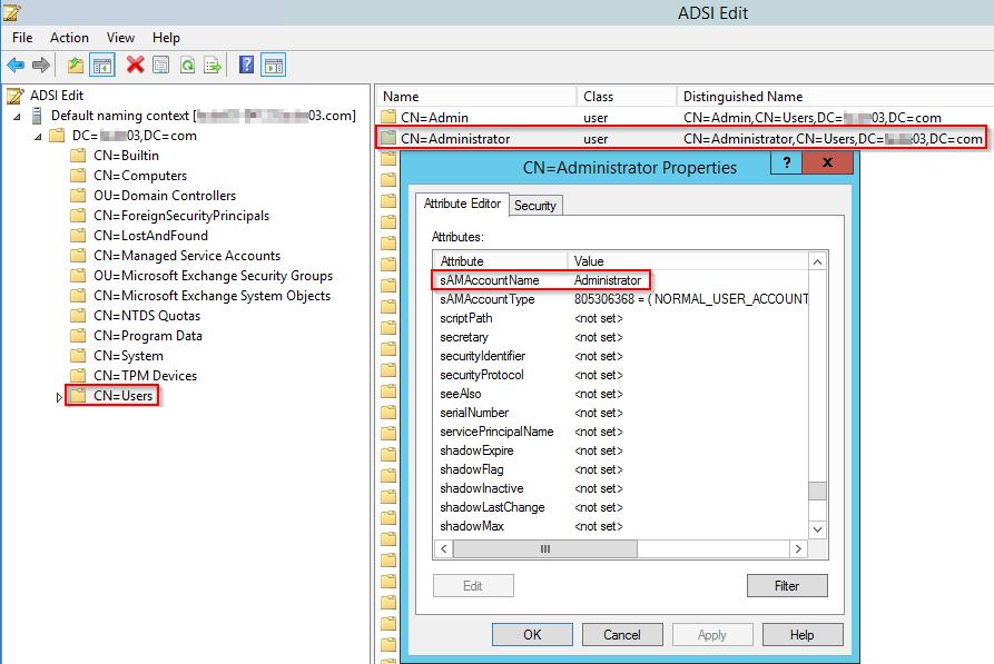 LDAP Configuration | DX NetOps Manager