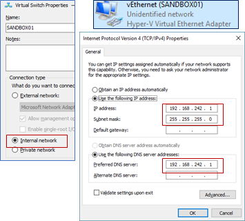 Update Vmware Image's Dynamic IP Address to Static IP