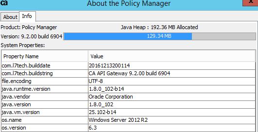Layer 7 API Management - Enterprise Software