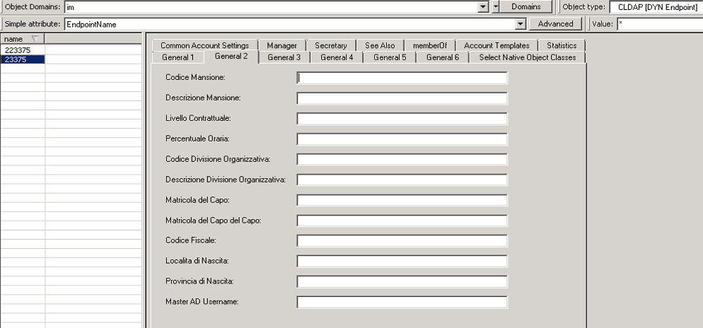 Provisioning Manager ScreenShot