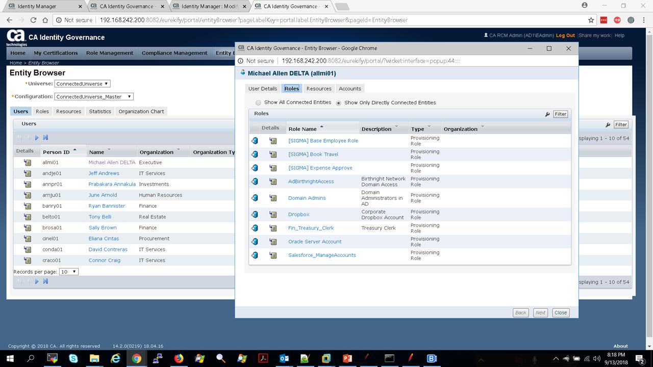 Layer7 Access Management - Enterprise Software
