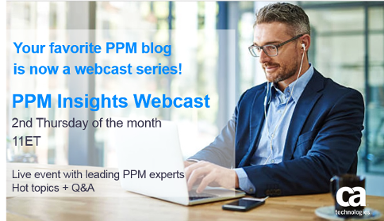 PPM Insights Webcast General Information