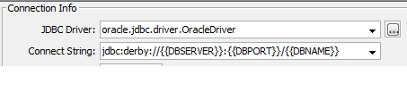 On trying to create a jdbc connection i am getting below  I