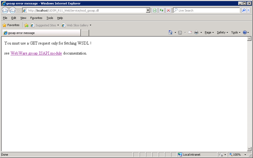 How to launch DSM console and access wsdl for CA ITCM