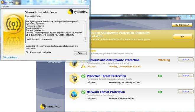 Symantec endpoint protection network threat protection not updating personal dating assistants review