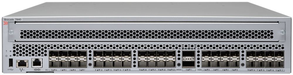 Brocade 7840 Extension Switch