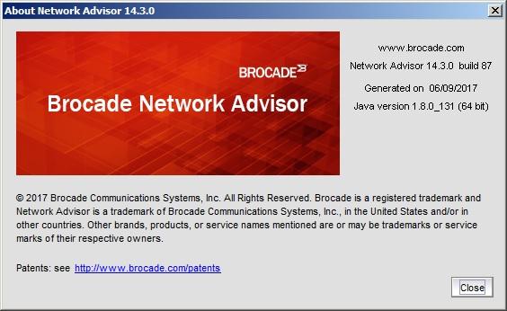 Brocade Management Software Community - Broadcom Community