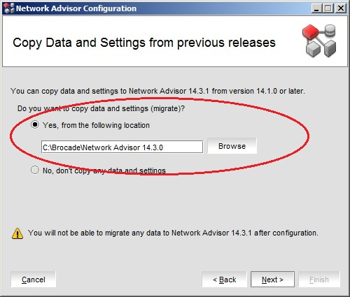 7 - BNA 14.3.1 Copy Data and Settings from previous releases.jpg