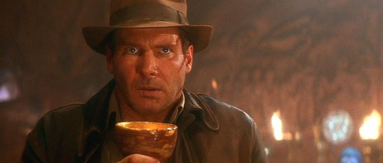 Indiana Jones Holy Grail