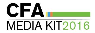 CFA Media Kit 2016