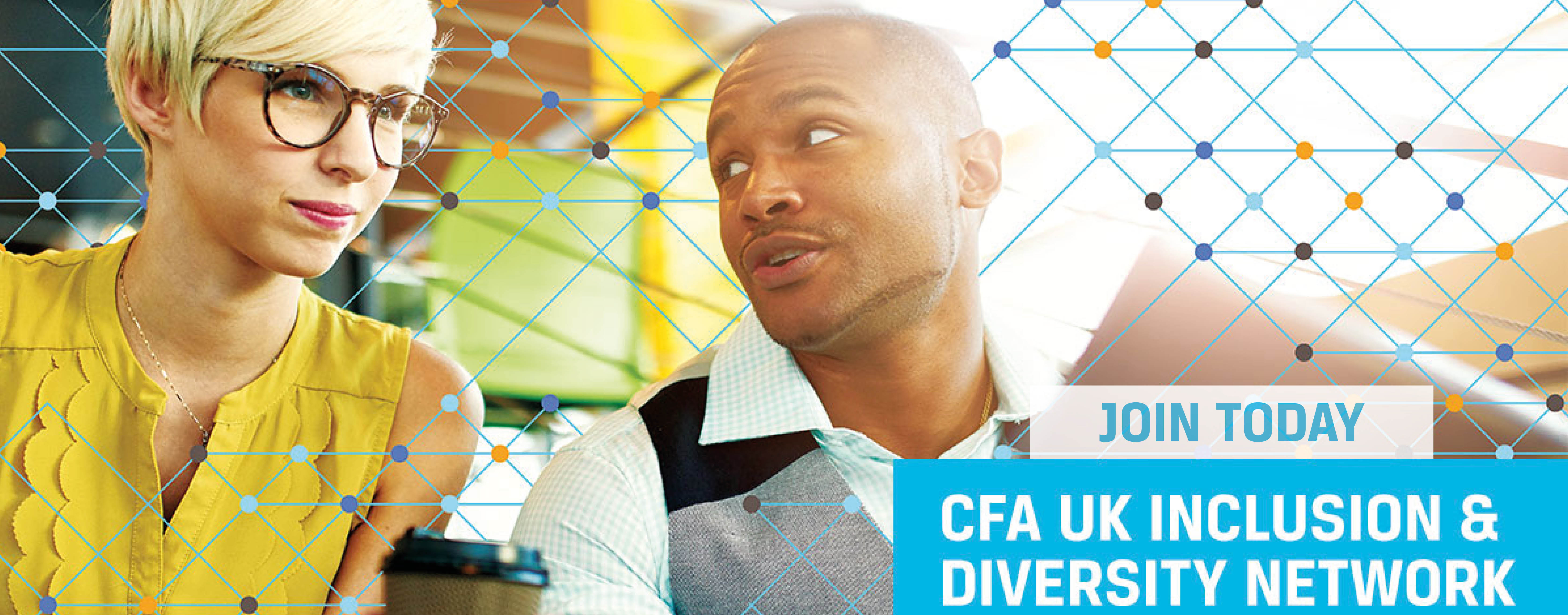 picture of CFA UK Inclusion and Diversity Network