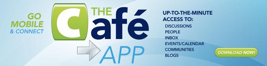 Cafe Mobile App