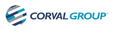 Corval Group Logo with registered TM SB