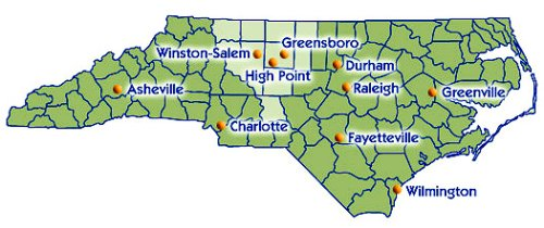 Piedmont Greensboro