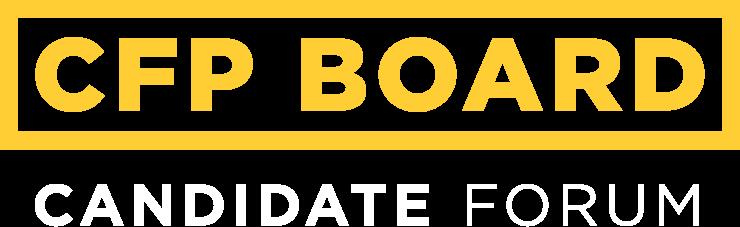 CFP Board Candidate Forum