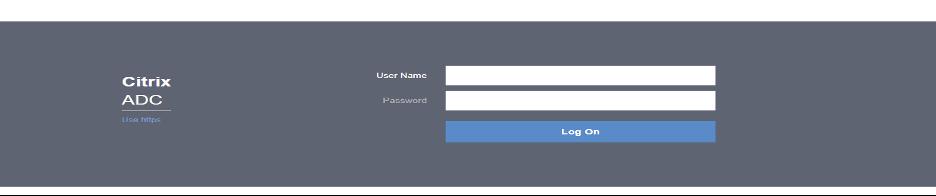 Citrix ADC Connect