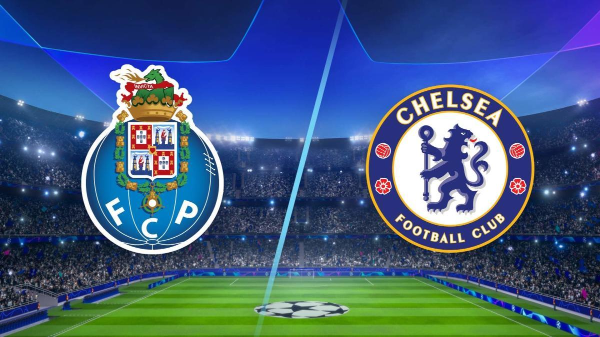 Chelsea vs FC Porto live