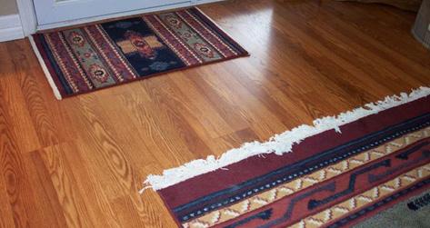 throw rug