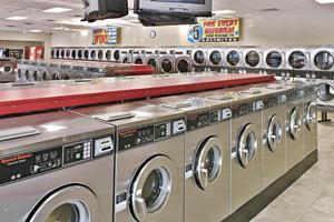 Large Load Washers