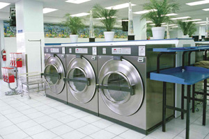 Clean and Bright Laundromats