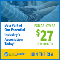 Coin Laundry Association - Be apart of our essential industry's association today!