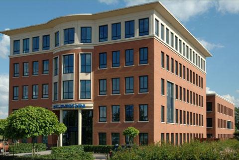 Kantoor Planon Nijmegen