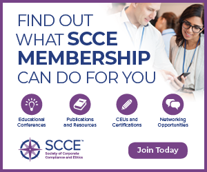 2020 SCCE Membership